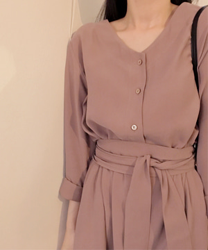 from day belt DRESS [BEST 재입고]