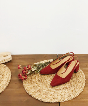 fall sling back shoes (당일출고)
