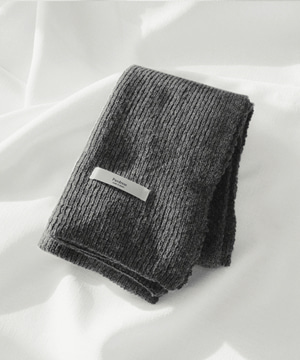knit wool muffler (SALE)