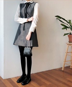 silhouette DRESS (CH) (SALE)(당일출고)
