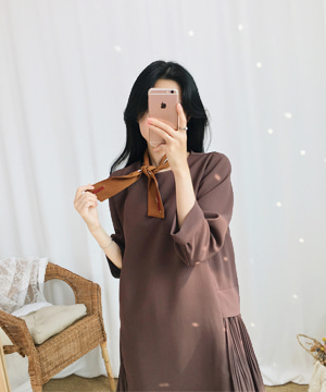 fall-rora DRESS (당일출고)