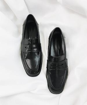 basic loafer (BK)